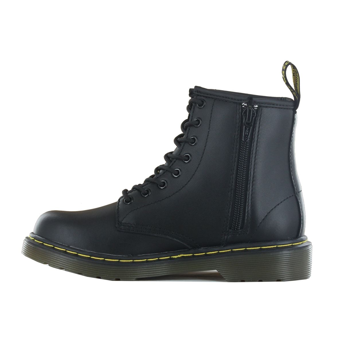 dr martens delaney leather junior ankle boots ebay