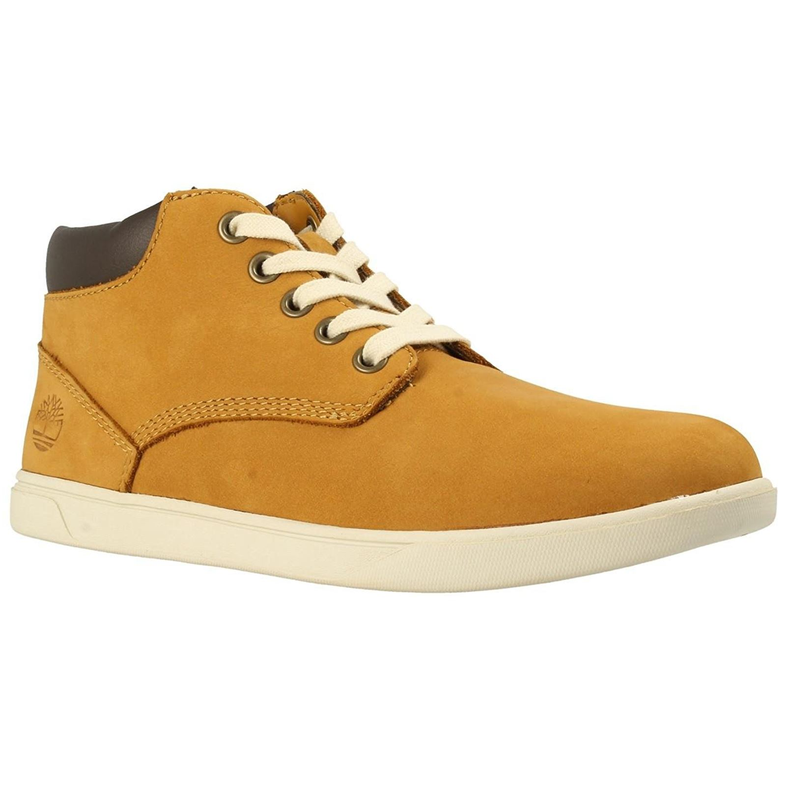 Details about Timberland Earthkeepers Groveton Chukka Wheat Youth Nubuck  Zip-up Ankle Boots 6d4a4996e