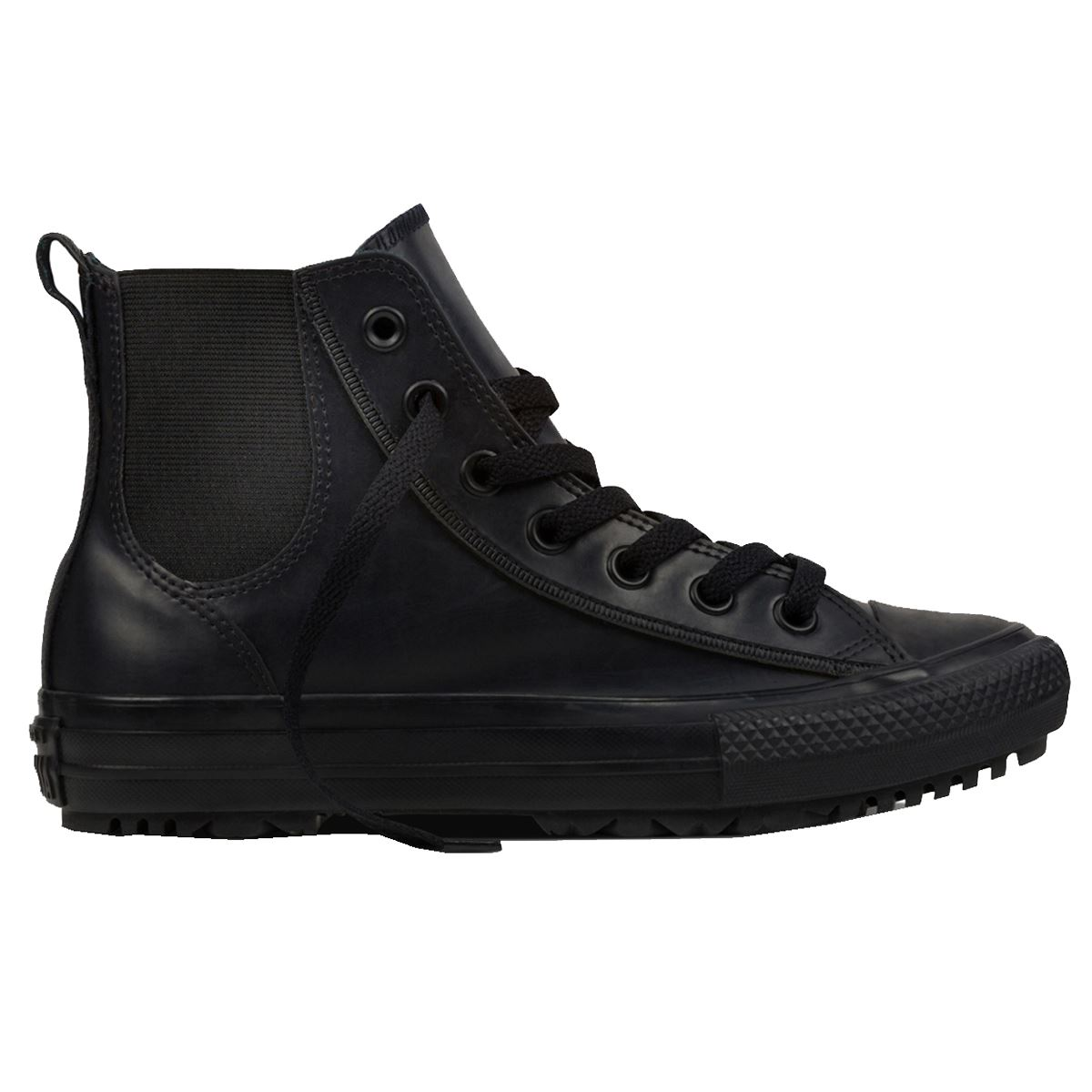 Converse All Star Chelsea Boot Rubber Hi Black Womens Boots