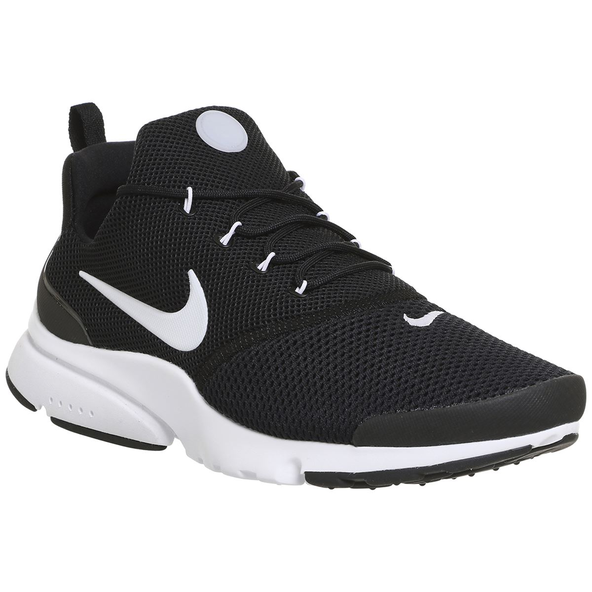 af1761b9c8fb Nike Presto Fly Mesh Lace-Up Low-Top Running Sneakers Shoes Mens ...