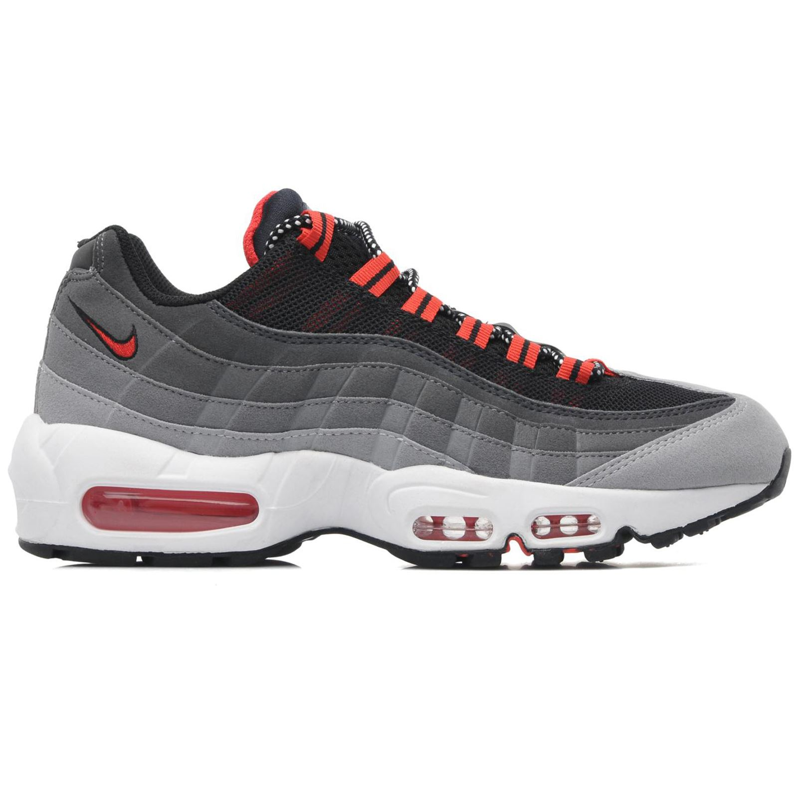 nike air max 95 leather mens trainers ebay. Black Bedroom Furniture Sets. Home Design Ideas