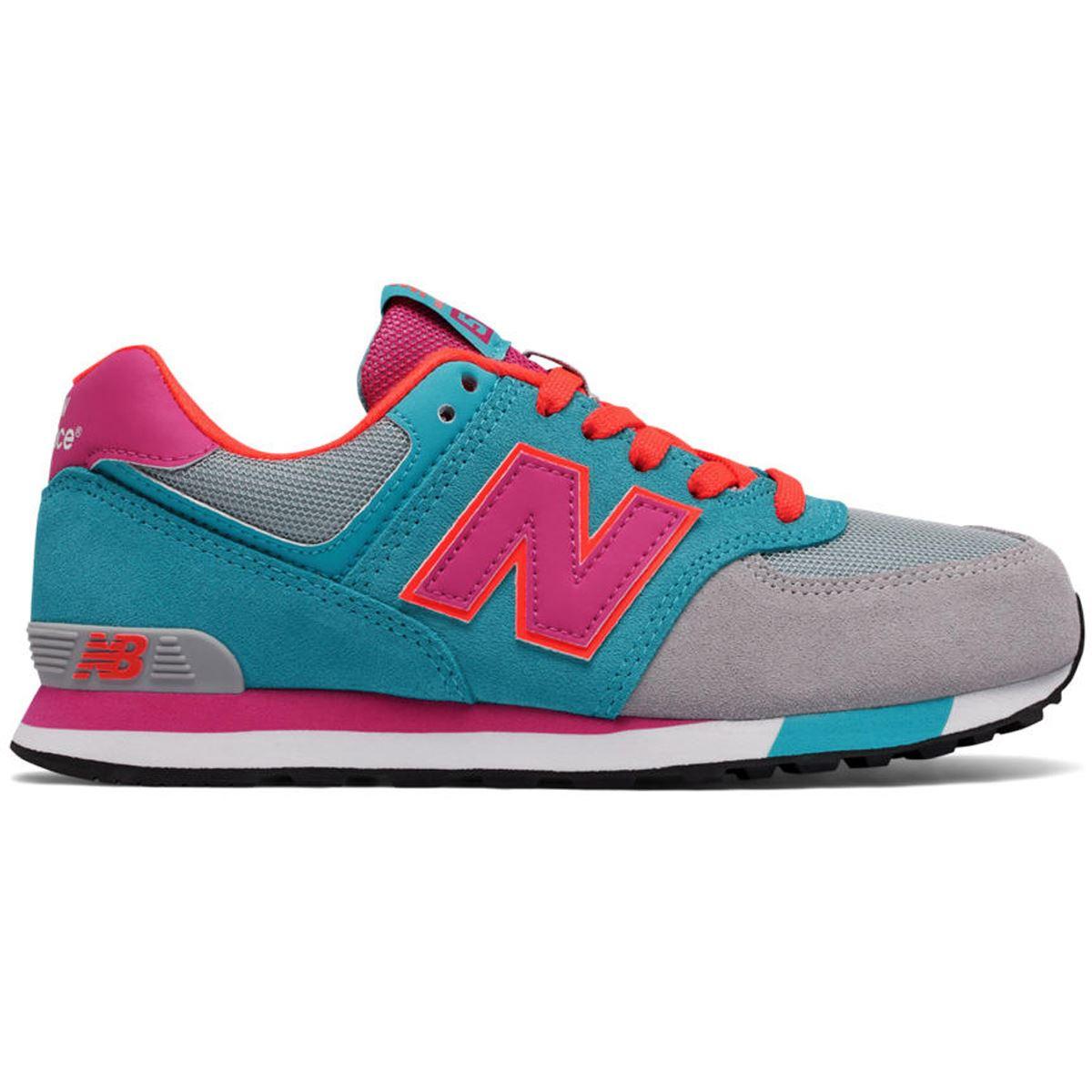 new balance girls trainers