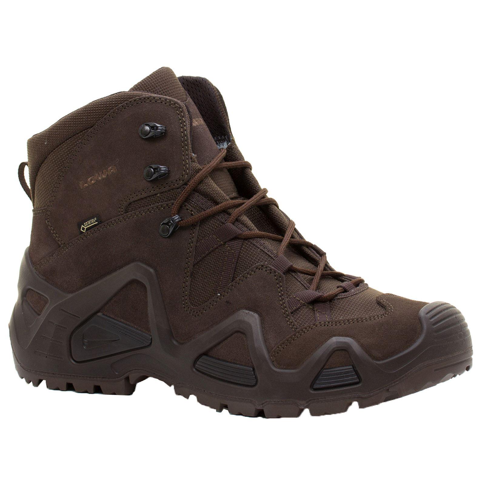 LOWA Recce GORE-TEX® Boots Black