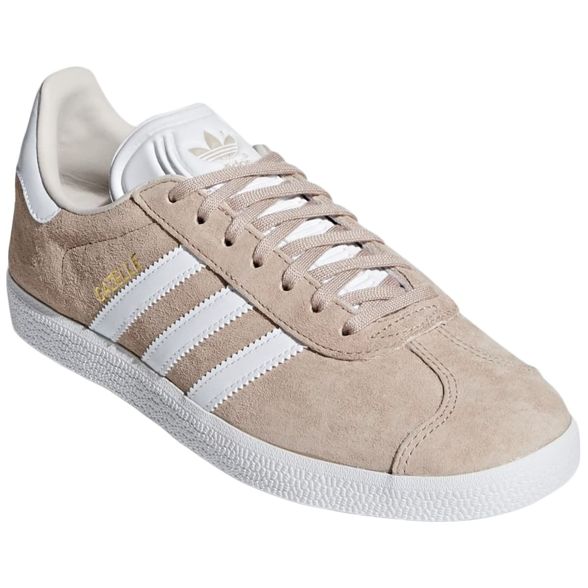 Adidas-Gazelle-Nubuck-Lace-Up-Low-Top-Casual-