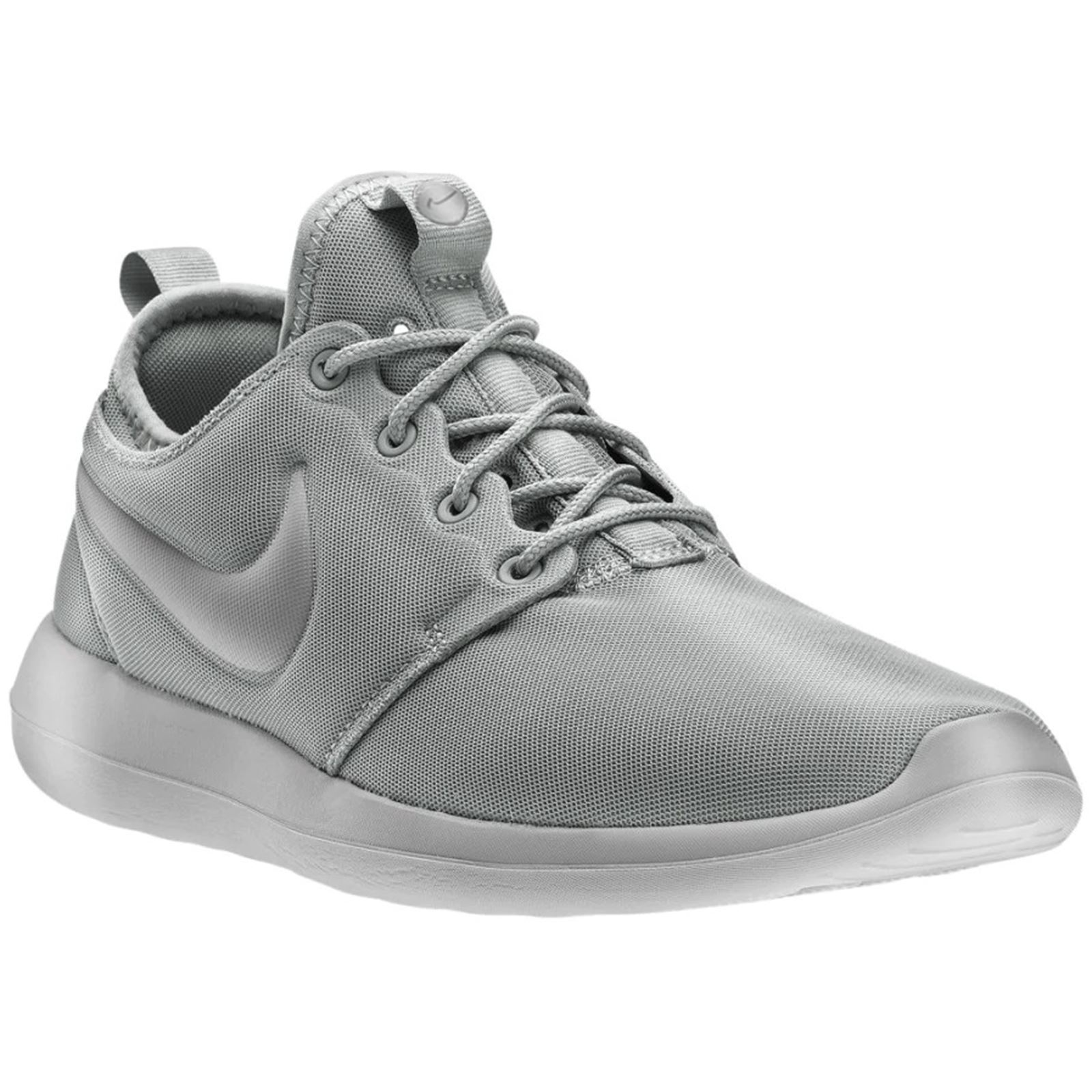 83d8c7edaacd0 Nike Roshe Two Wolf Grey Mens Mesh Low-Top Lightweight Casual ...