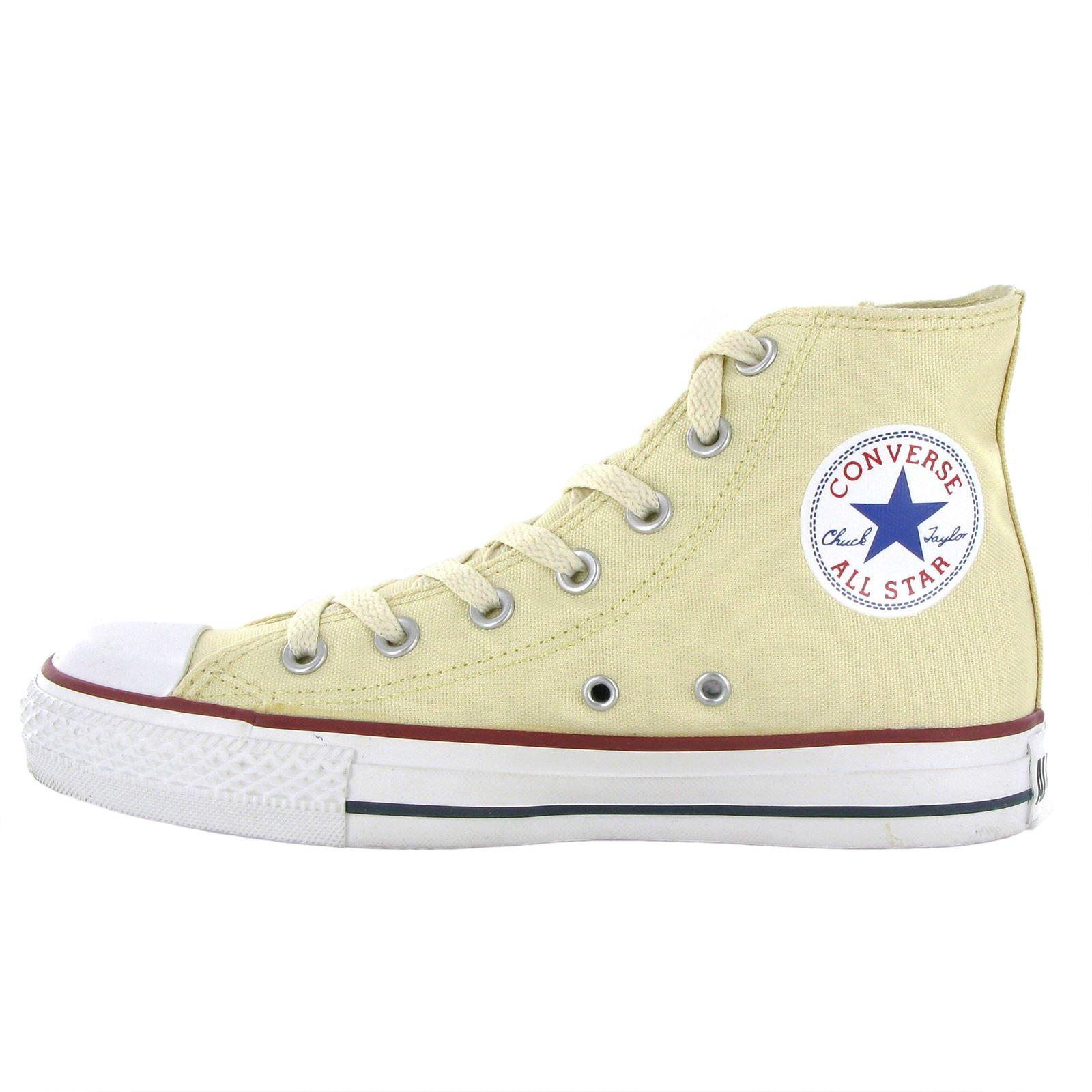 Converse-Chuck-Taylor-All-Star-Hi-Canvas-Mens-Womens-Ladies-Unisex-Trainers miniatuur 5