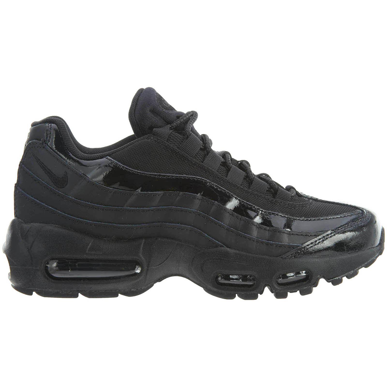 air max 95 leather black