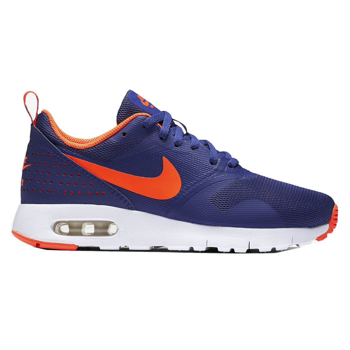 Details about Nike Air Max Tavas Purple Youths Trainers