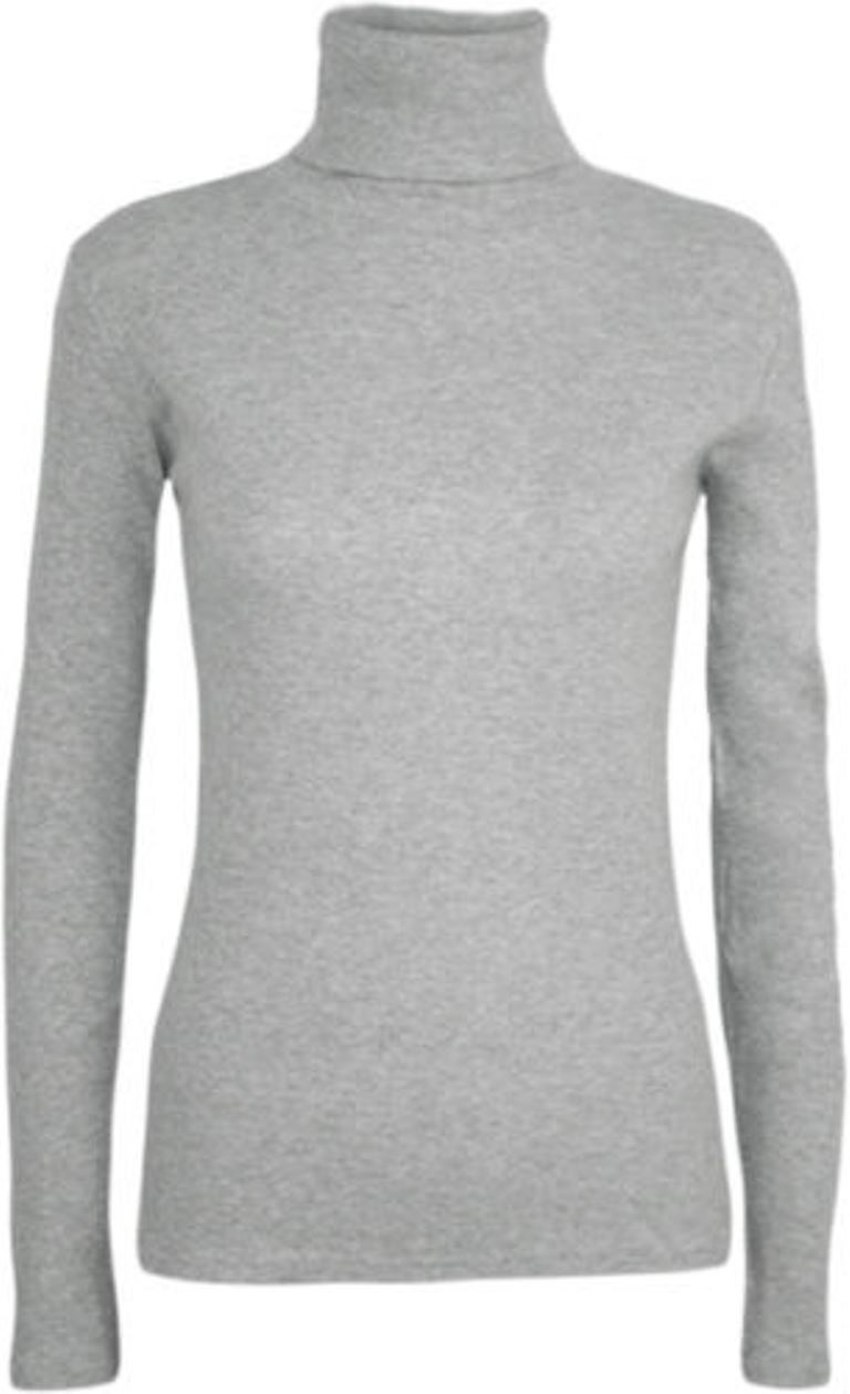 Ladies-Plain-Full-Sleeve-Polo-Roll-Neck-Jumper-Top-Womens-Turtle-Neck-Jumper thumbnail 12