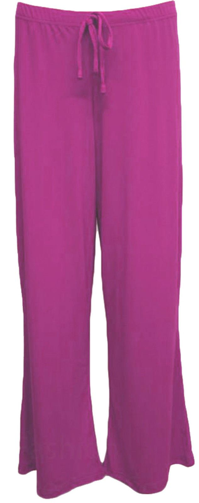 NEW-WOMENS-WIDE-LEG-PAINTS-BAGGY-FLARED-LADIES-PLUS-SIZE-PALAZZO-TROUSERS-12-28