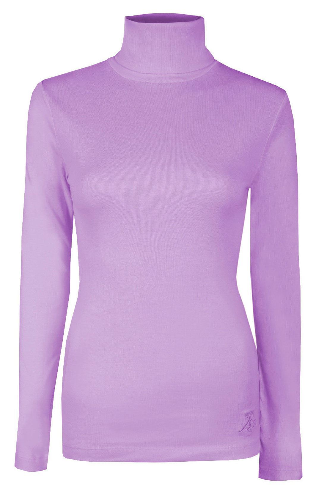 Ladies-Plain-Full-Sleeve-Polo-Roll-Neck-Jumper-Top-Womens-Turtle-Neck-Jumper thumbnail 25
