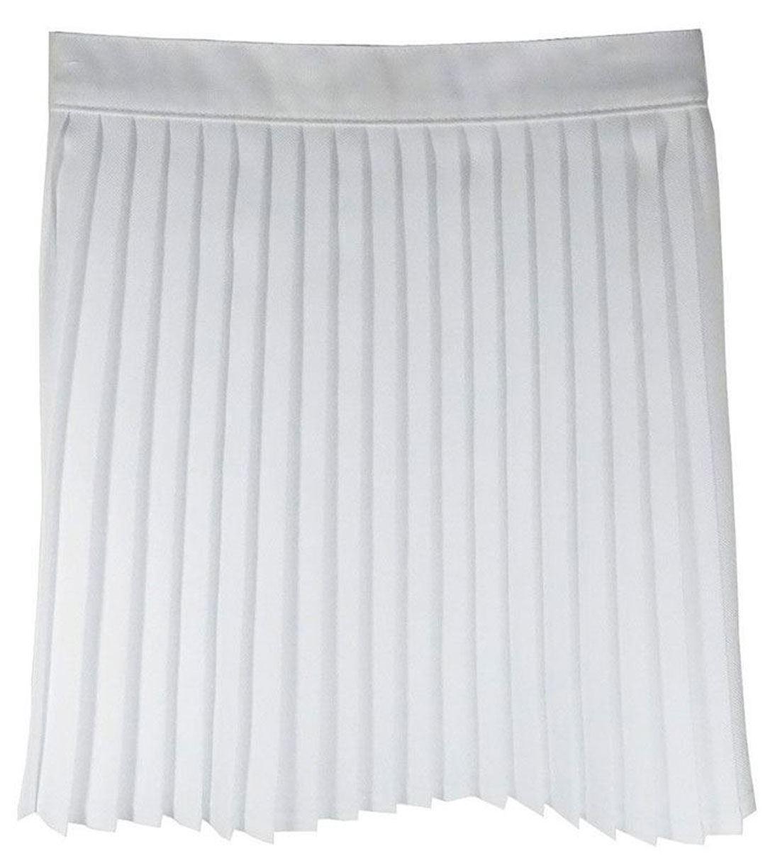 Details about Women Back Pleated Sport Skirt Ladies School Uniform Netball  Gym Kilt PE Skirt