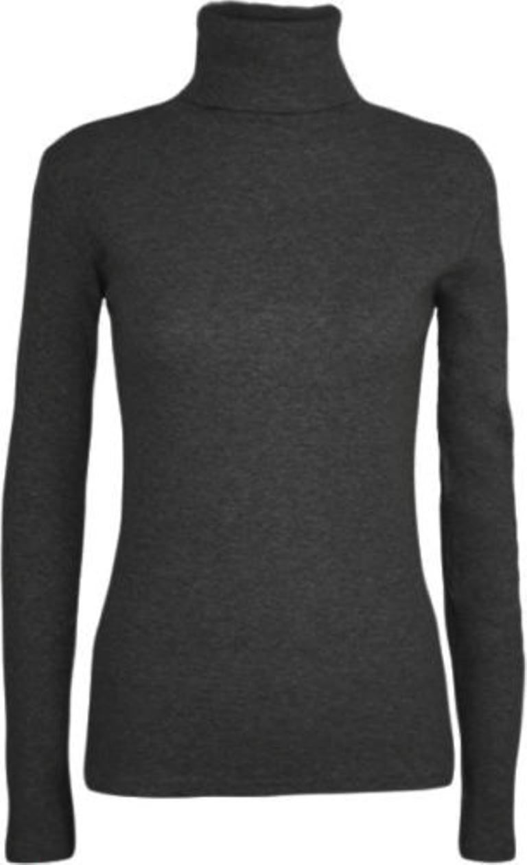 Ladies-Plain-Full-Sleeve-Polo-Roll-Neck-Jumper-Top-Womens-Turtle-Neck-Jumper thumbnail 6