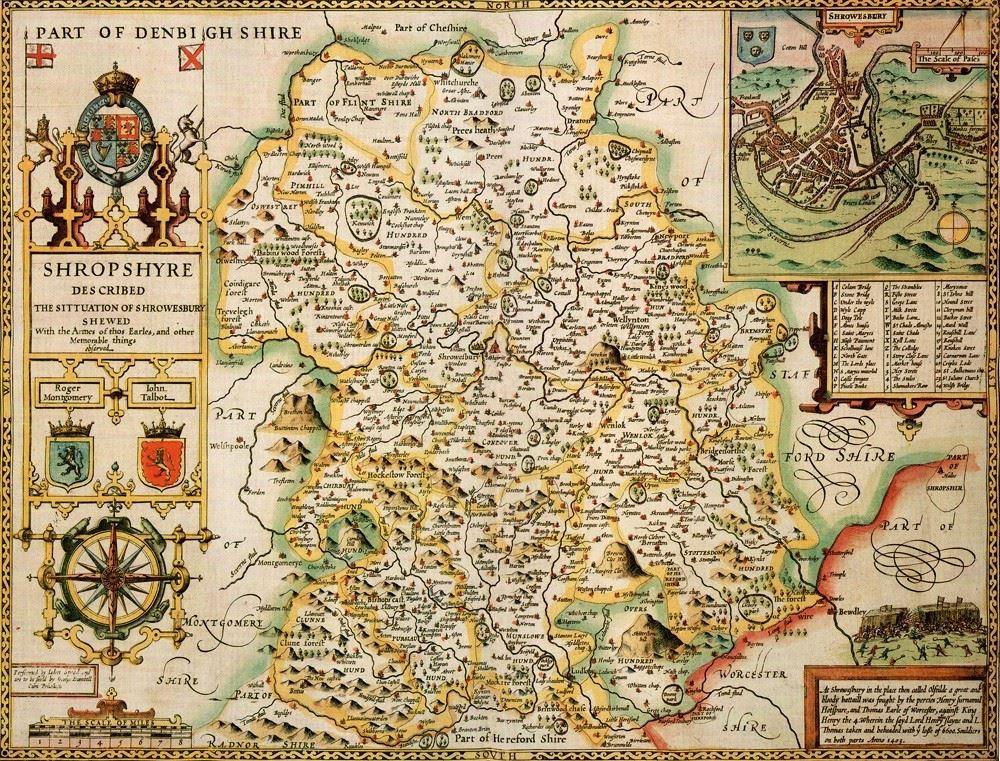 Shropshire historical map 1000 piece jigsaw puzzle 1610 john shropshire historical map 1000 piece jigsaw puzzle 1610 john speed gumiabroncs Images