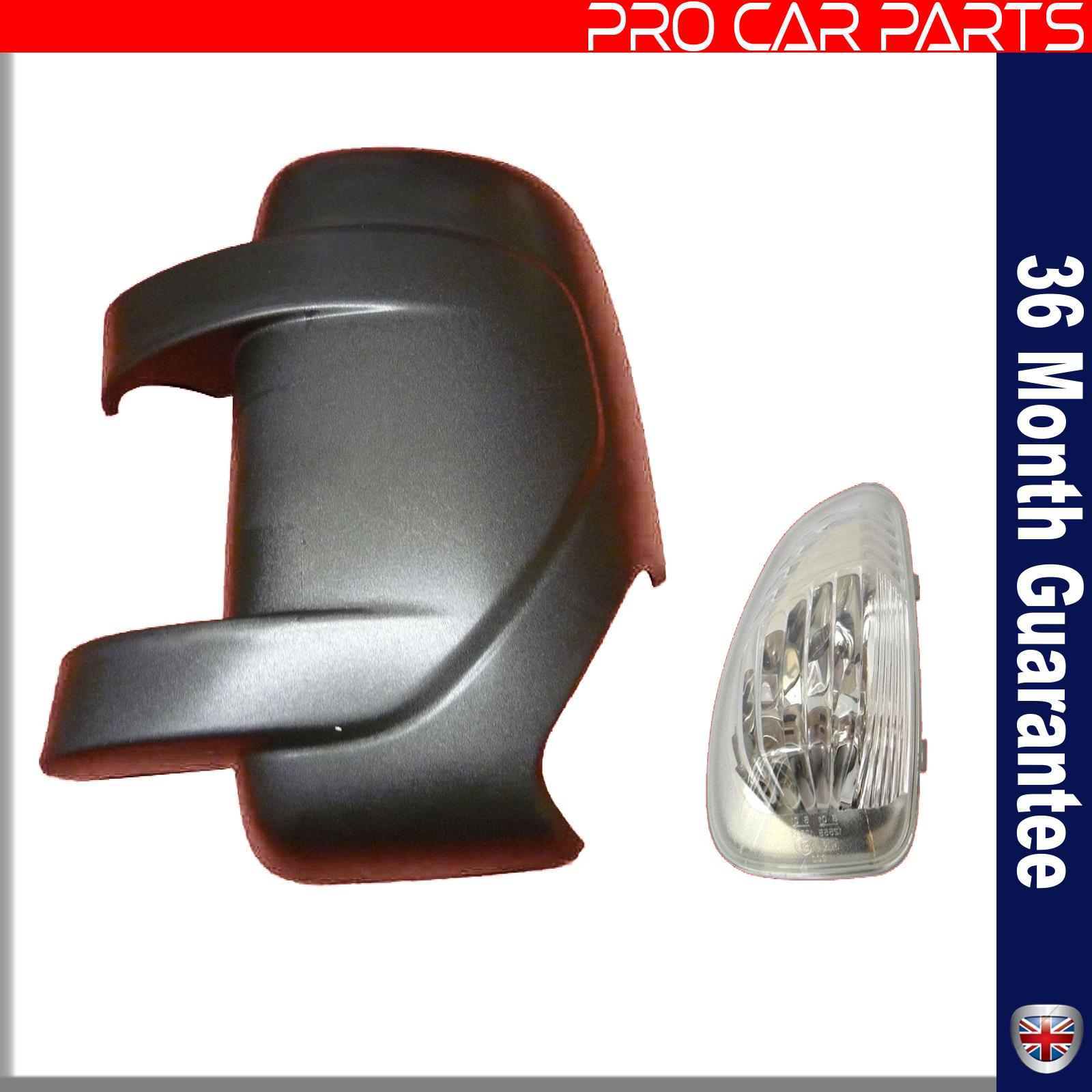 Vauxhall Movano WING MIRROR COVER left/&right side PAIR