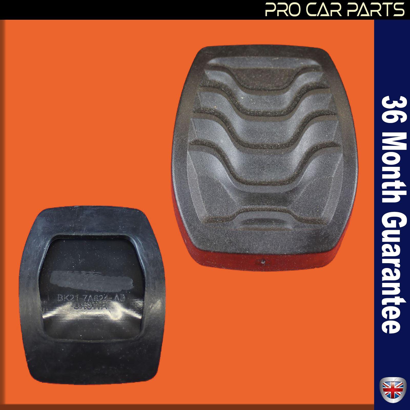 FORD TRANSIT Pedal Rubber Pedal Pad Clutch pedal Brake pedal brake pedal