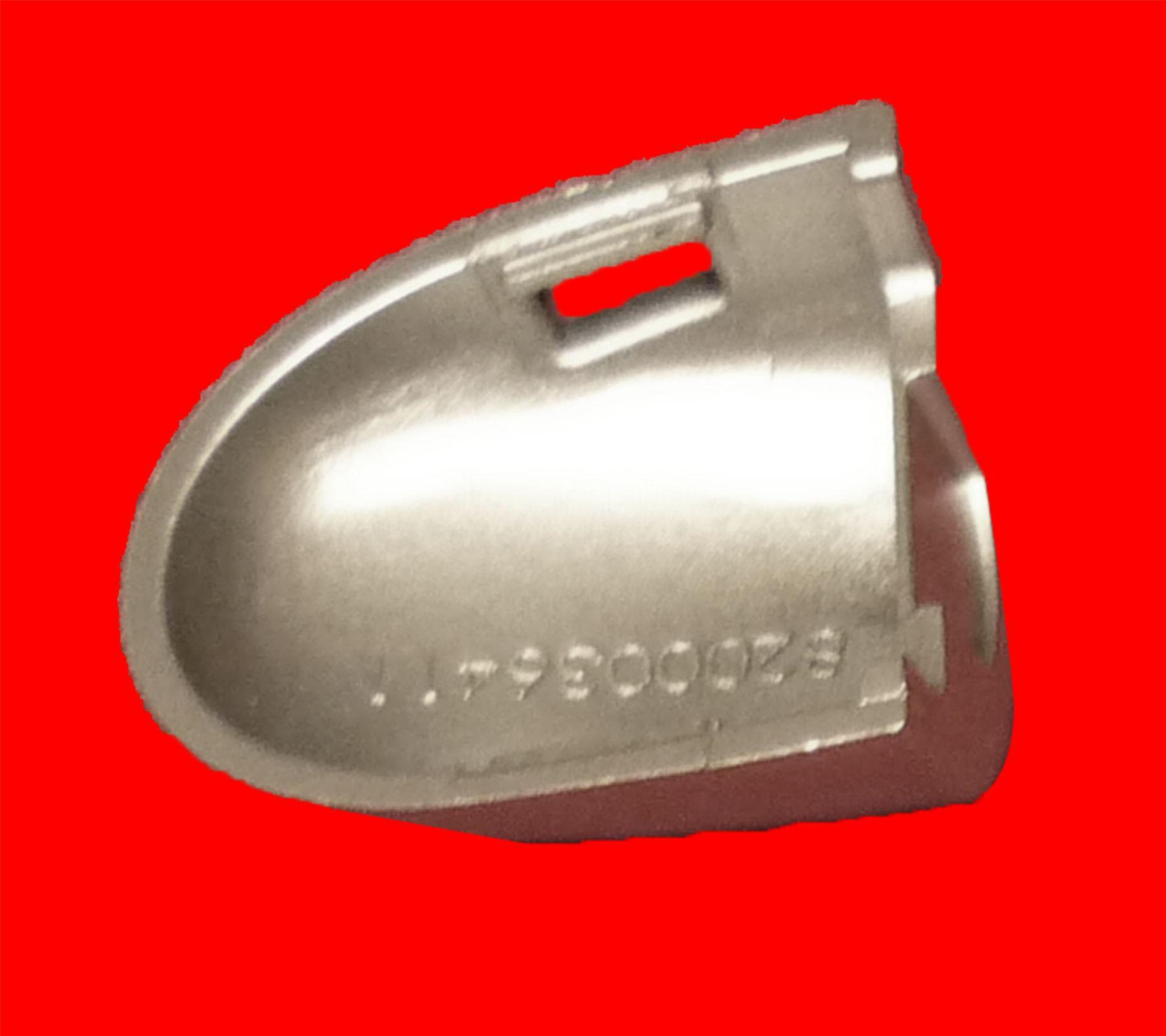Renault Laguna Clio Door Handle Lock Cover Cap Silver