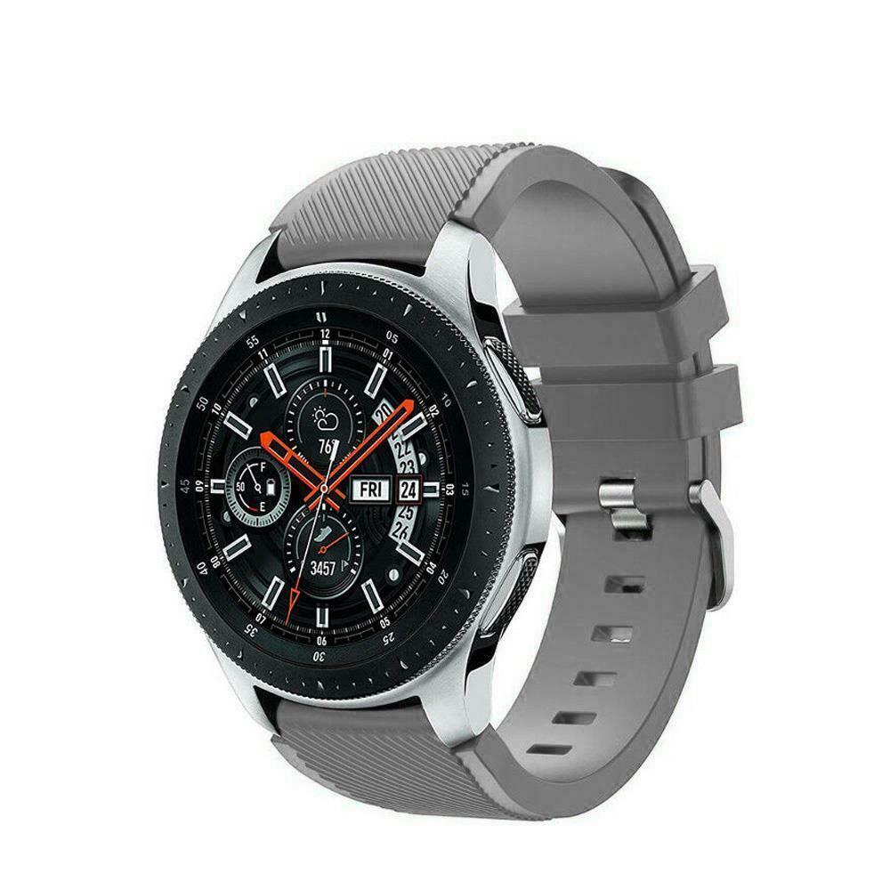 Correa-pulsera-de-silicona-recambio-para-Xiaomi-Amazfit-Bip-GTS-Stratos-y-Pace miniatura 12