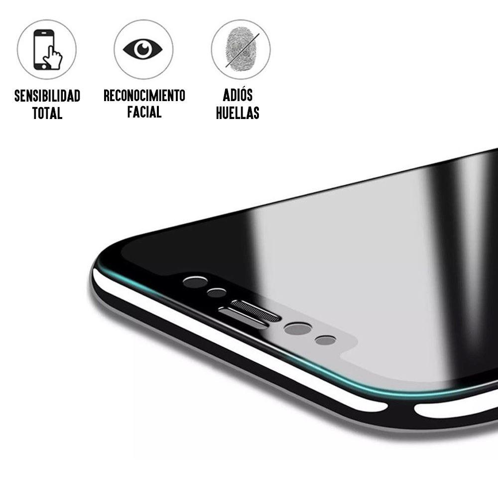 Cristal-templado-protector-de-pantalla-3D-para-iPhone-X-XS-XR-XS-MAX miniatura 6