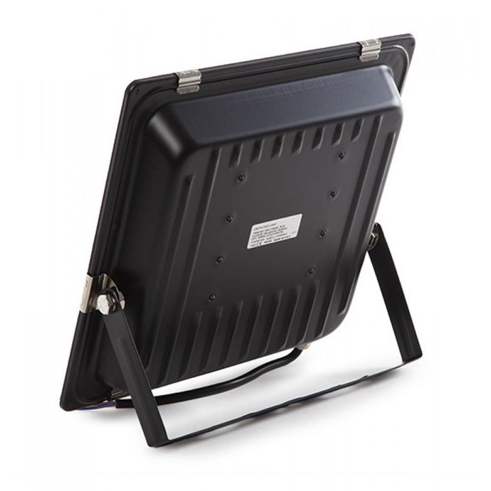 Foco-proyector-ECO-luz-LED-para-interior-exterior-blanco-frio-30-50-100-150-200W miniatura 3