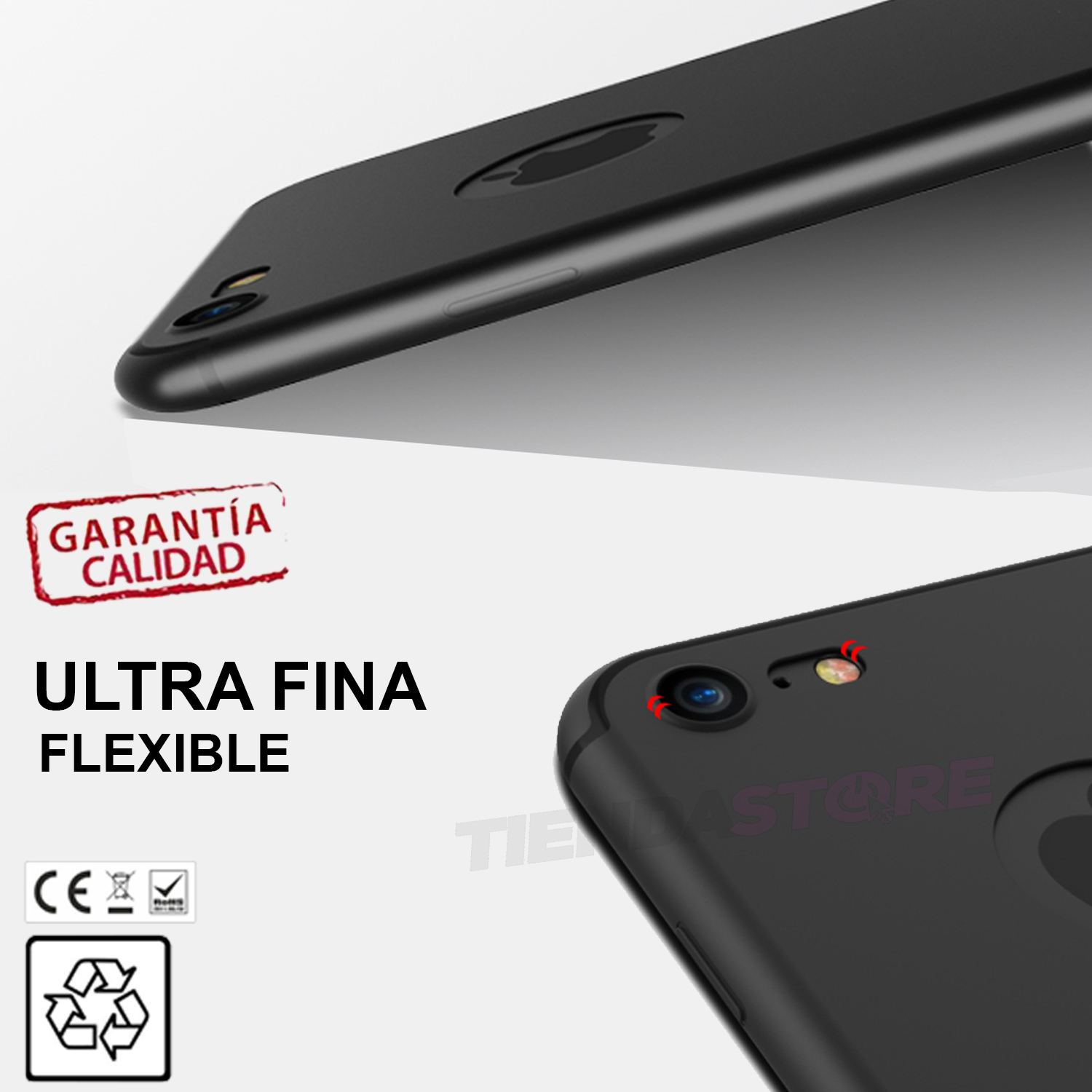 carcasa iphone 7 antipolvo