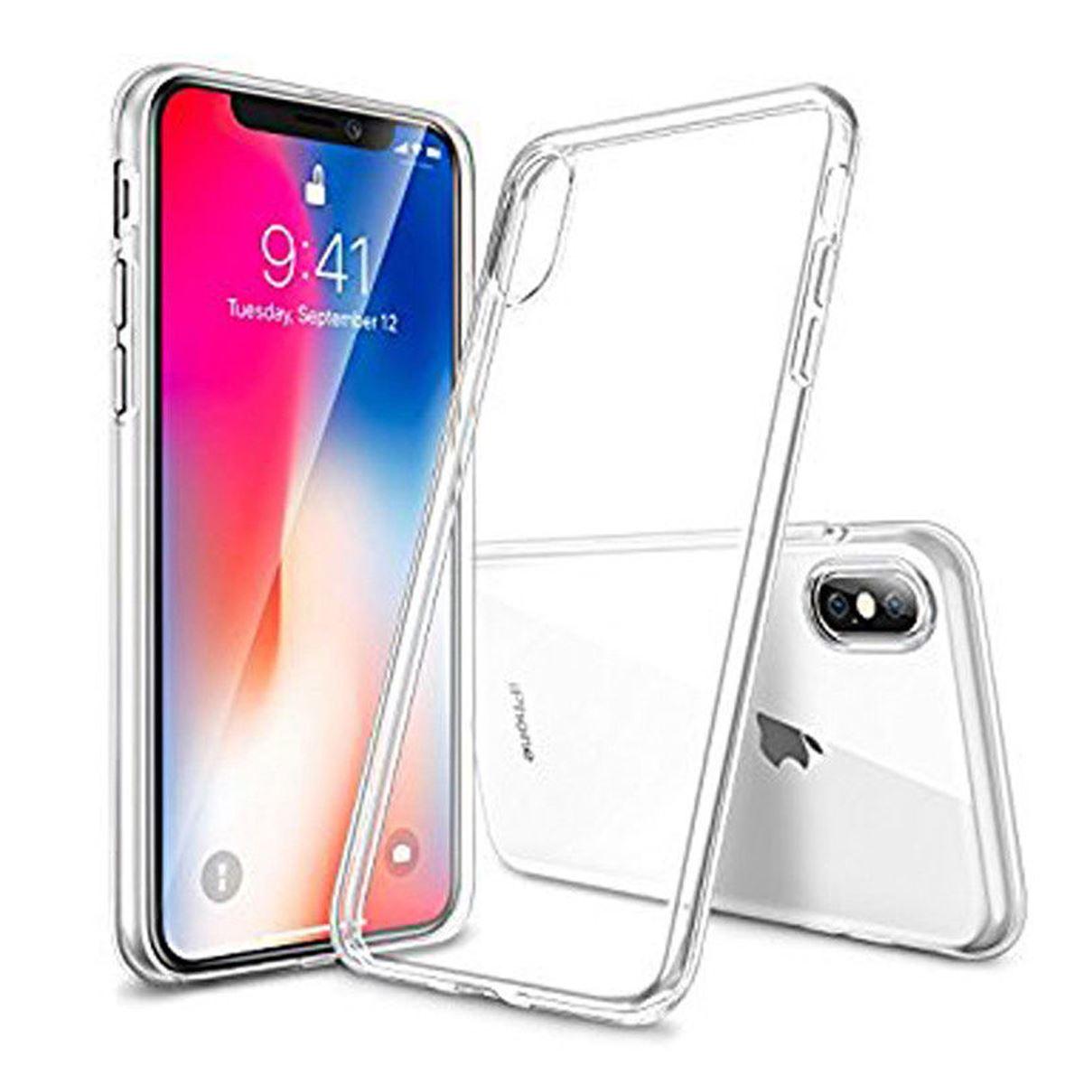 carcasas iphone x transparente