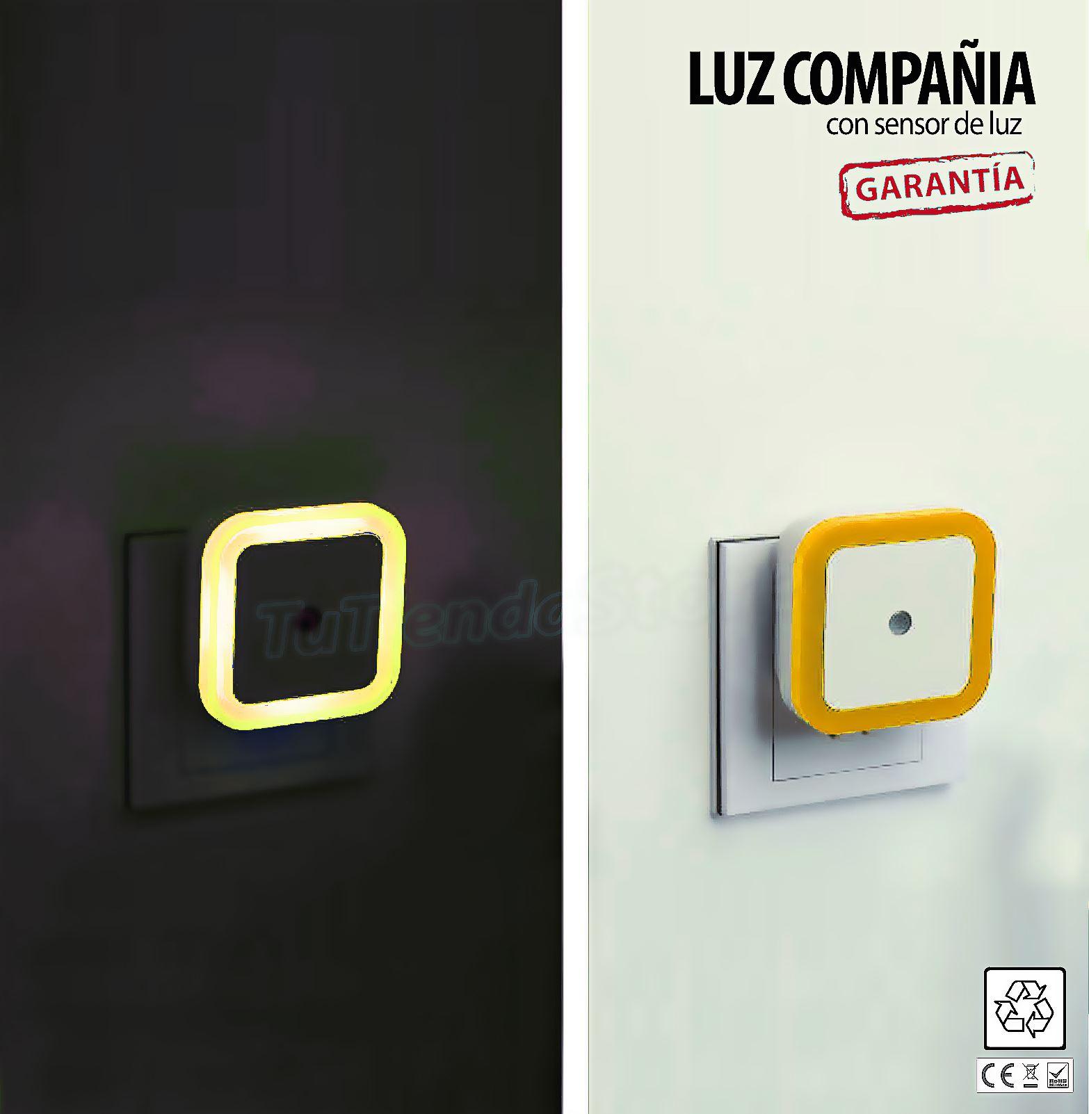 LUZ-LED-para-ninos-infantil-compania-noche-con-sensor-automatico-VARIOS-COLORES