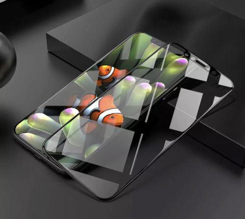 Cristal-templado-protector-de-pantalla-3D-para-iPhone-X-XS-XR-XS-MAX miniatura 8