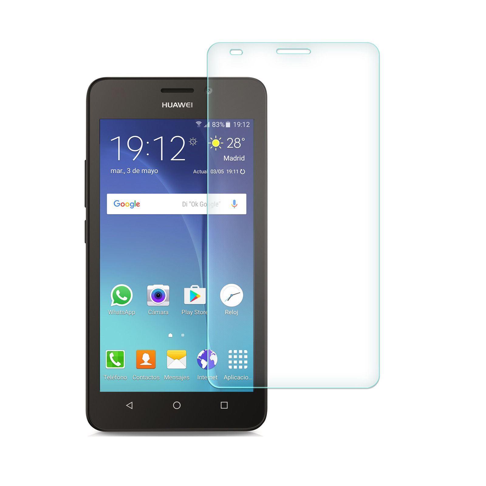 Protector-Pantalla-Cristal-Templado-Para-Huawei-P8-P9-P9-Lite
