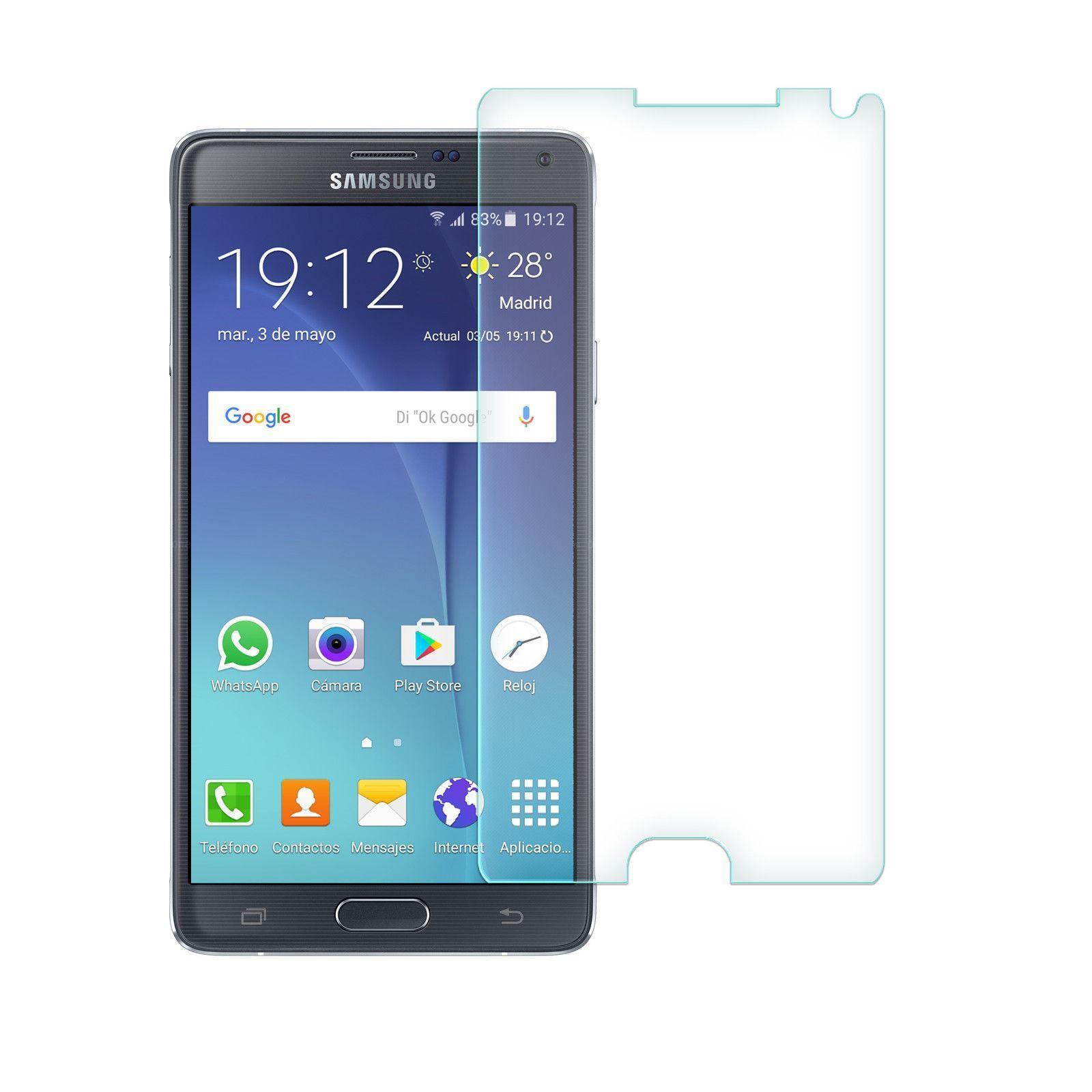 Pellicola Vetro Temperato Per Samsung Galaxy J3 J5 J7 2016 Protezione