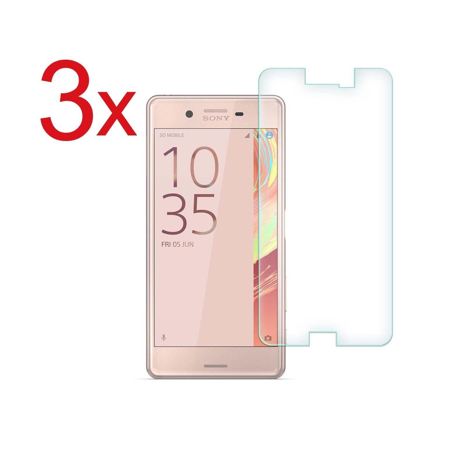 3x-Pellicola-In-Vetro-Temperato-Per-Sony-Ericsson-Xperia-E5-Z3-Z5