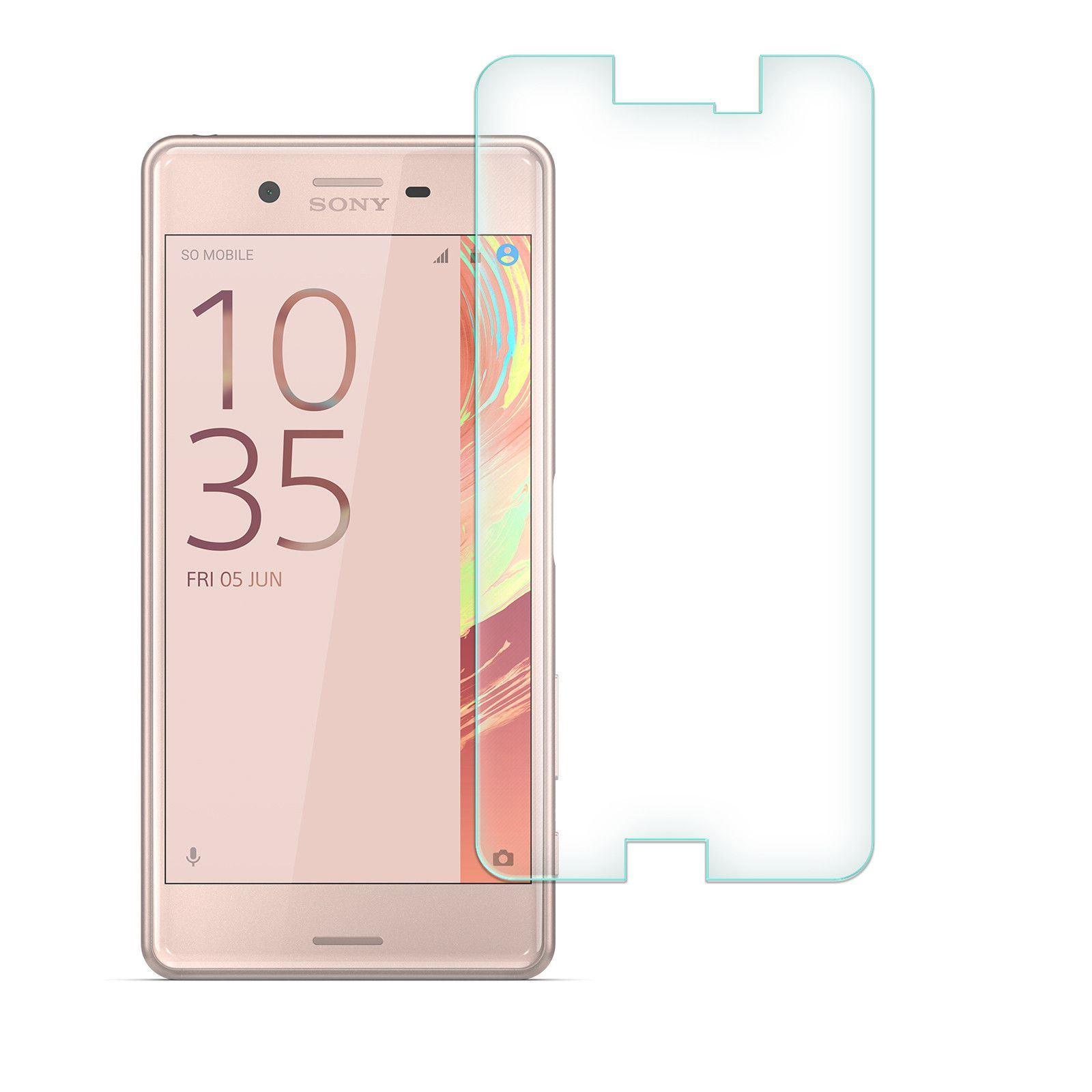 Pellicola-Vetro-Temperato-Per-Sony-Ericsson-Xperia-E5-XZ-Protezione