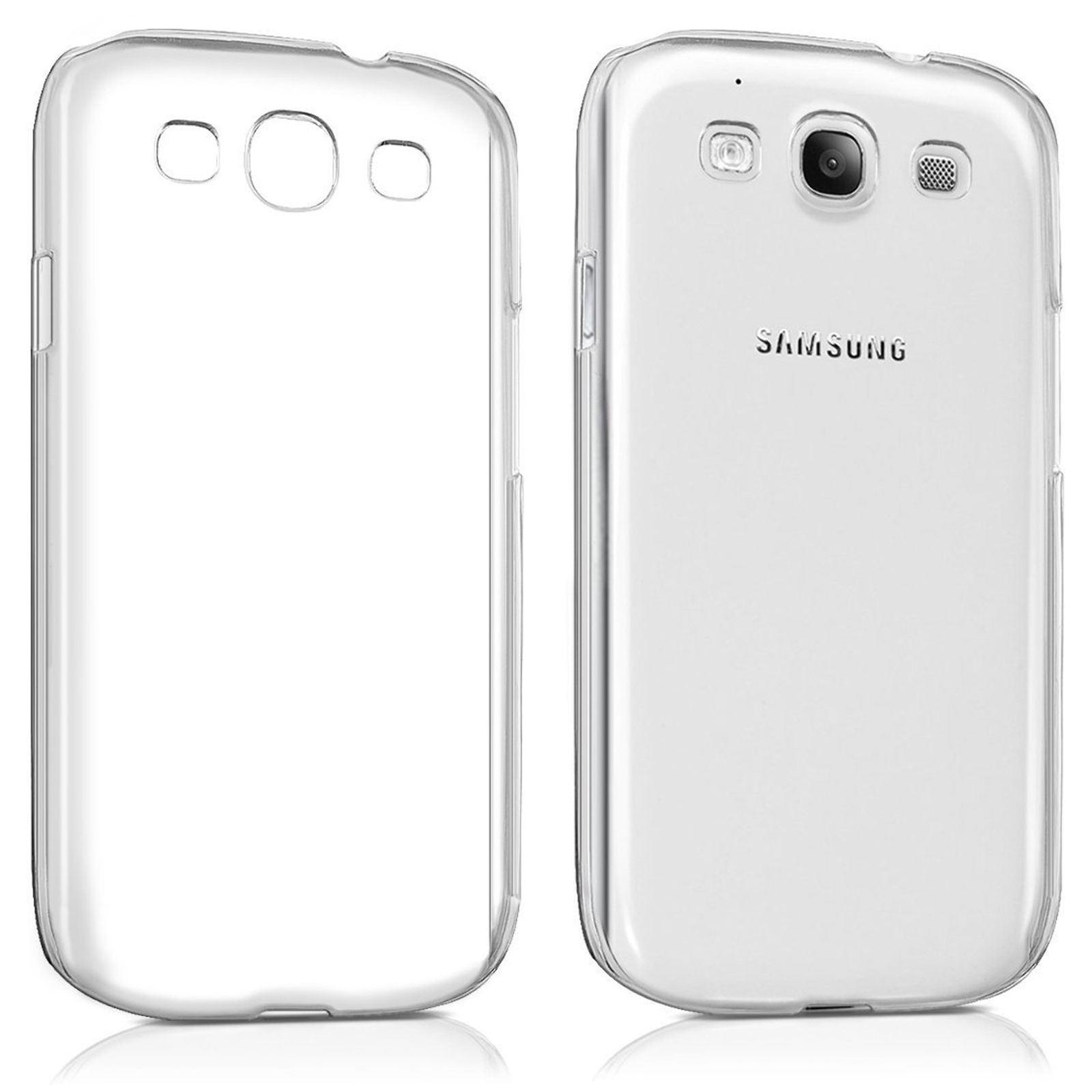 Funda Carcasa Transparente Silicona Para Galaxy A3 A5 J3 S3 S5 S6