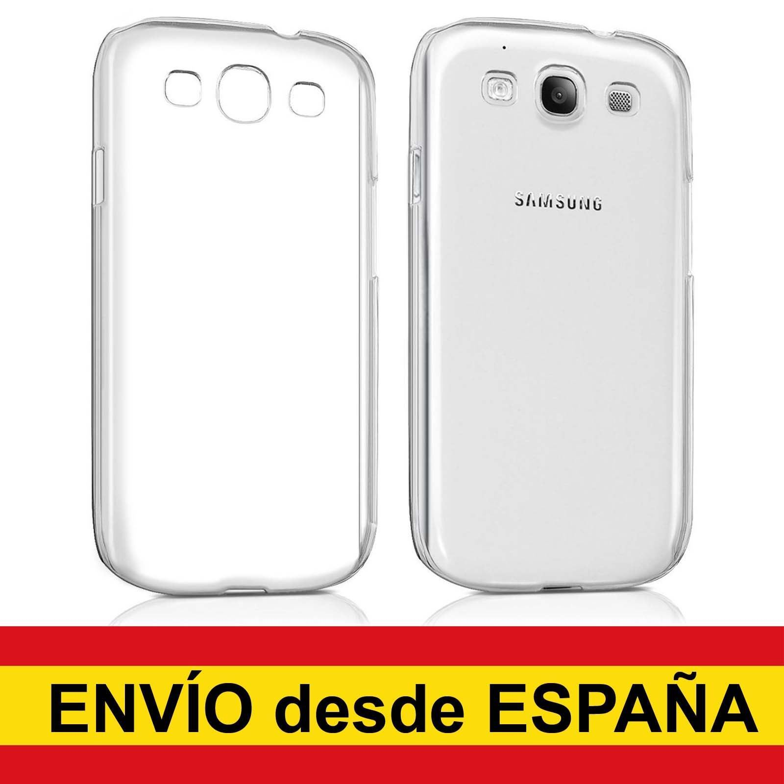 9924378d648 Funda Carcasa Transparente Silicona Para Samsung Galaxy S3 Neo GT-I9300I  carcasa telefon samsung s3 neo