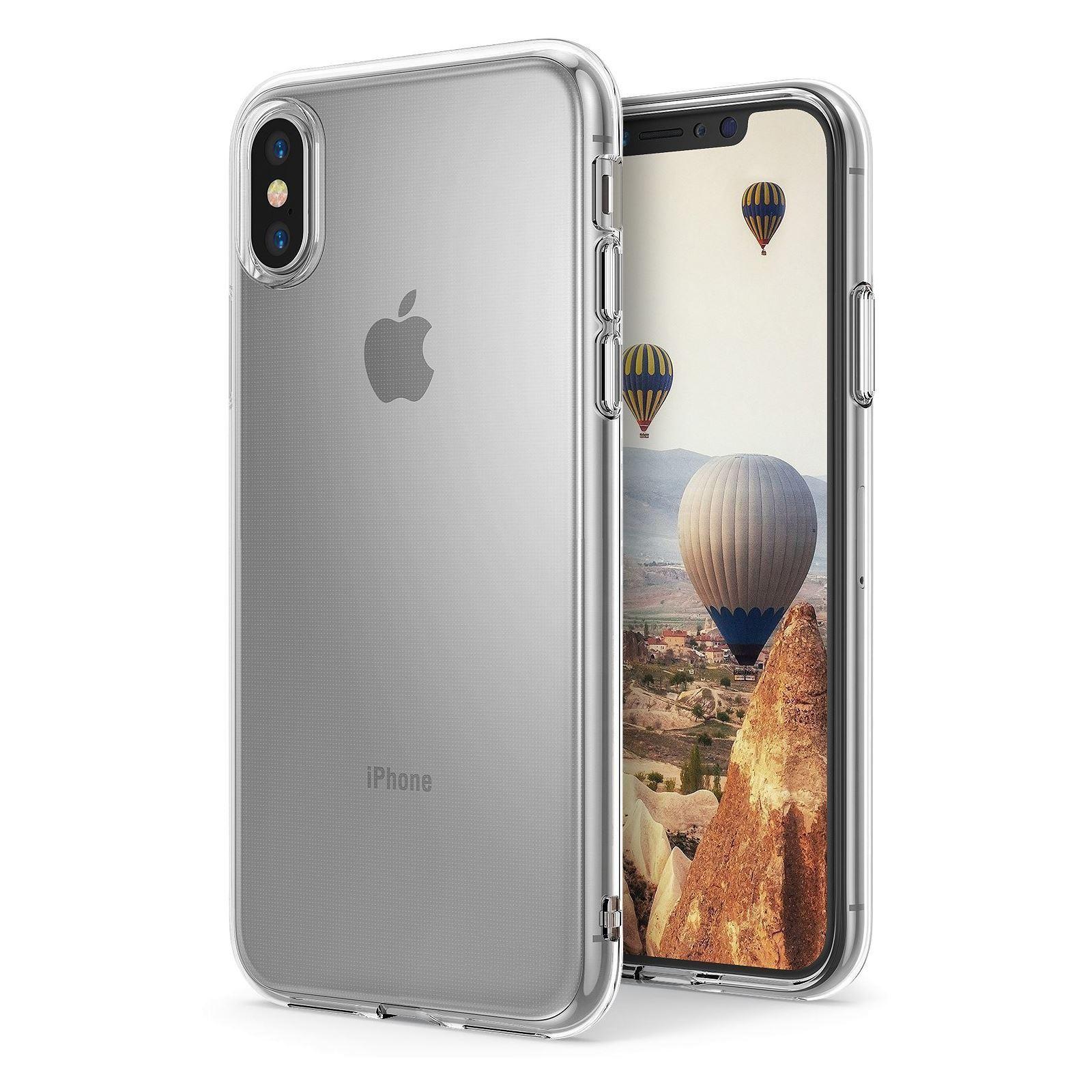 carcasa transparente iphone 5s