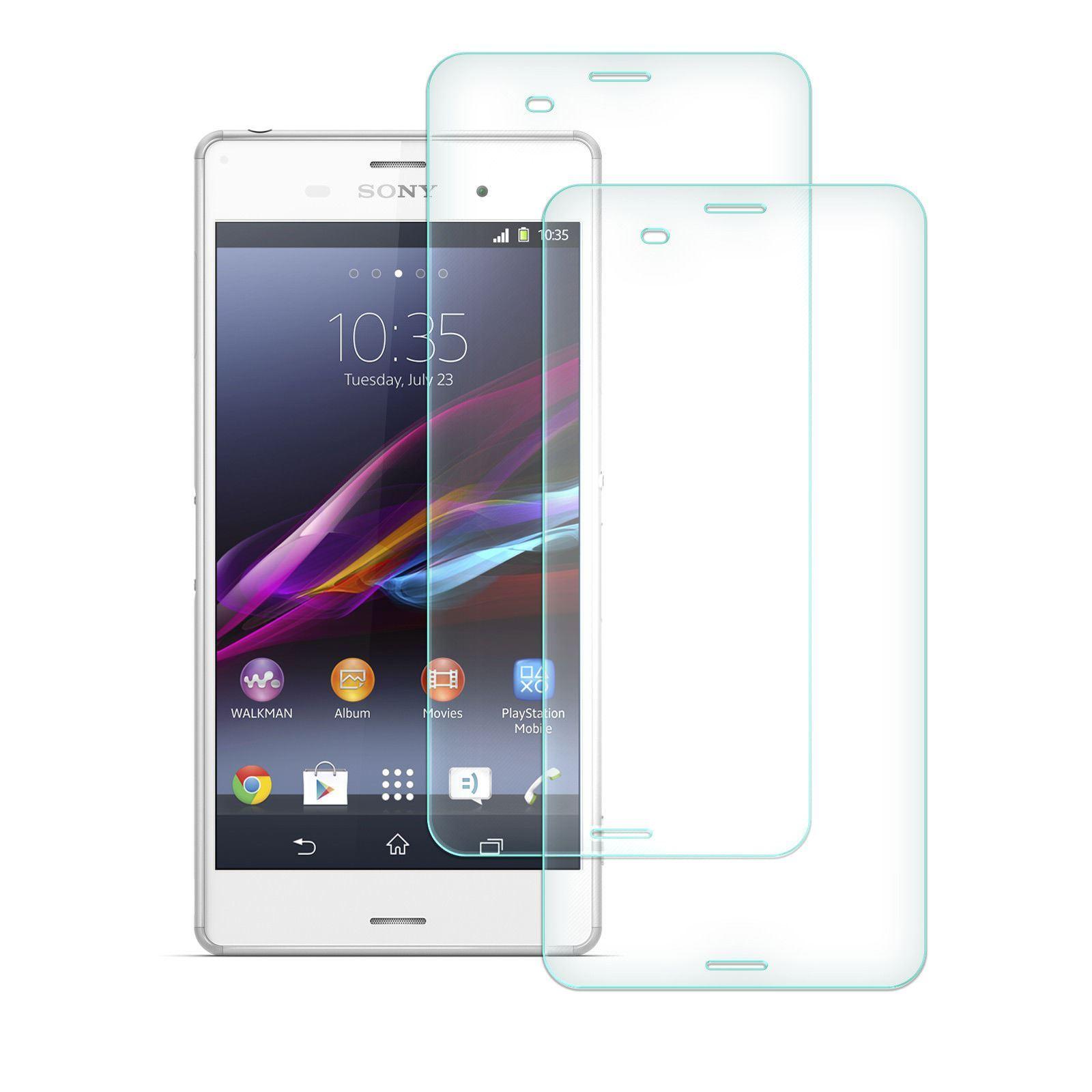 2x-Pellicola-In-Vetro-Temperato-Per-Sony-Ericsson-Xperia-E5-XZ