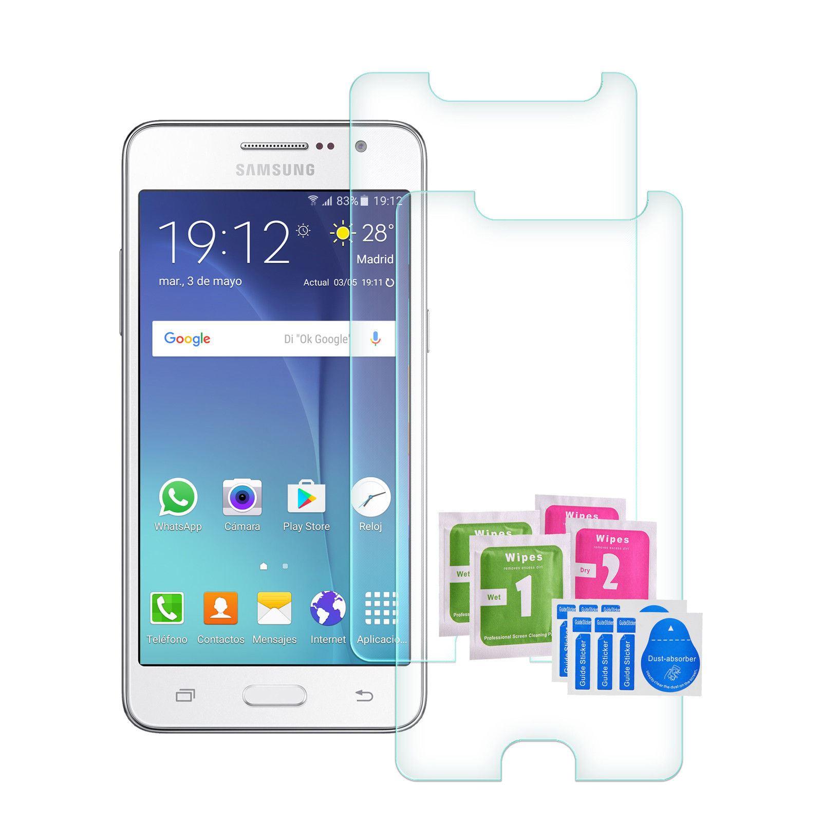 Protector Pantalla Cristal Templado Para Samsung Galaxy Grand Prime SM G530H T