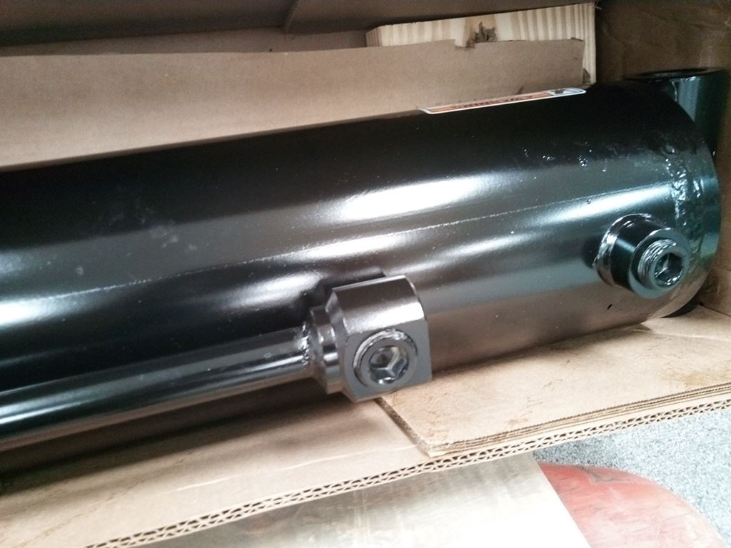 Bailey International 321496 Welded Cylinder