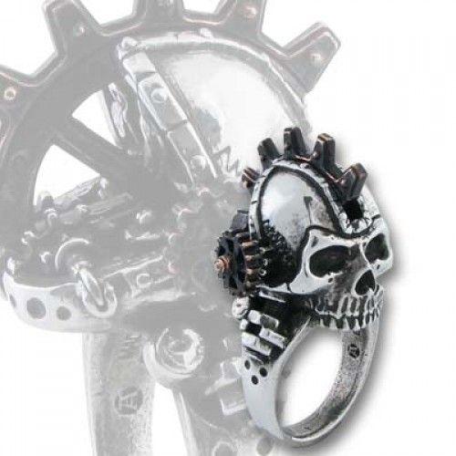 Alchemy Gothic steamhead Anello Nuovo di Zecca Zecca Zecca 4467bd