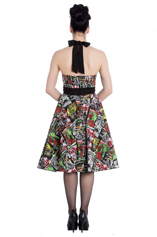 Hell Movie Bunny B Dress 50's wfR4q