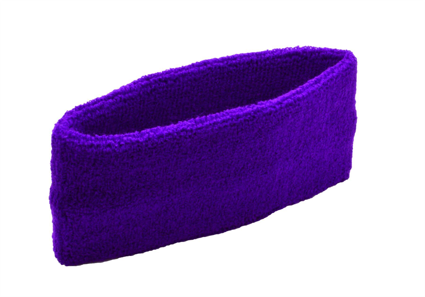 Zac/'s Alter Ego Plain Towelling Headband