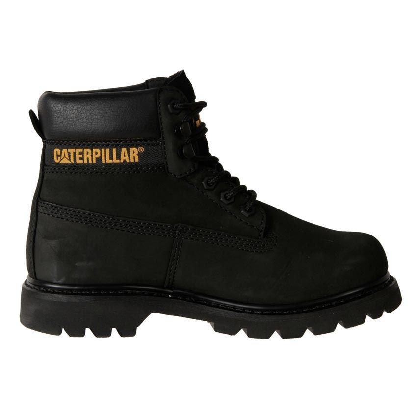 genuine caterpillar s nubuck leather wide casual work boot