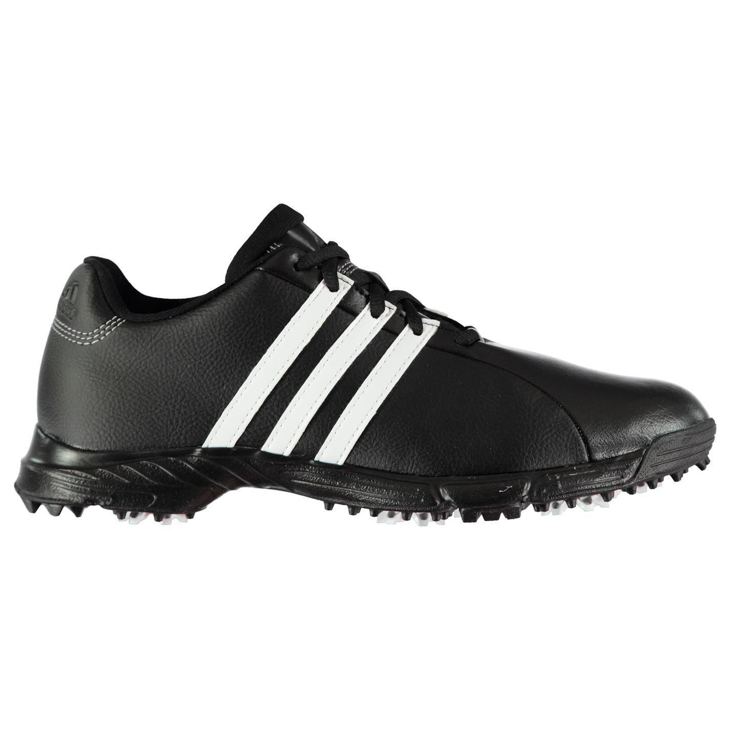 adidas-Golflite-Golf-Shoes-Mens-Spikes-Footwear thumbnail 3