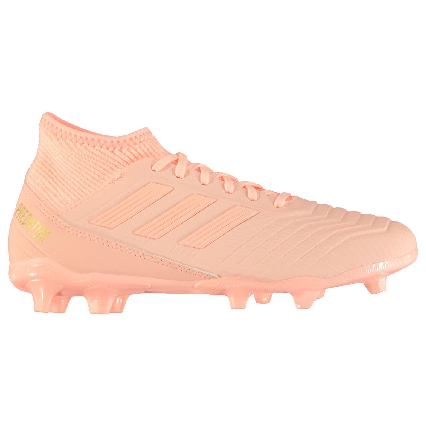 encontrar el precio más bajo encanto de costo más nuevo mejor calificado Adidas Predator 18.3 Fg Terra Firme botas de Futebol Chuteiras de ...