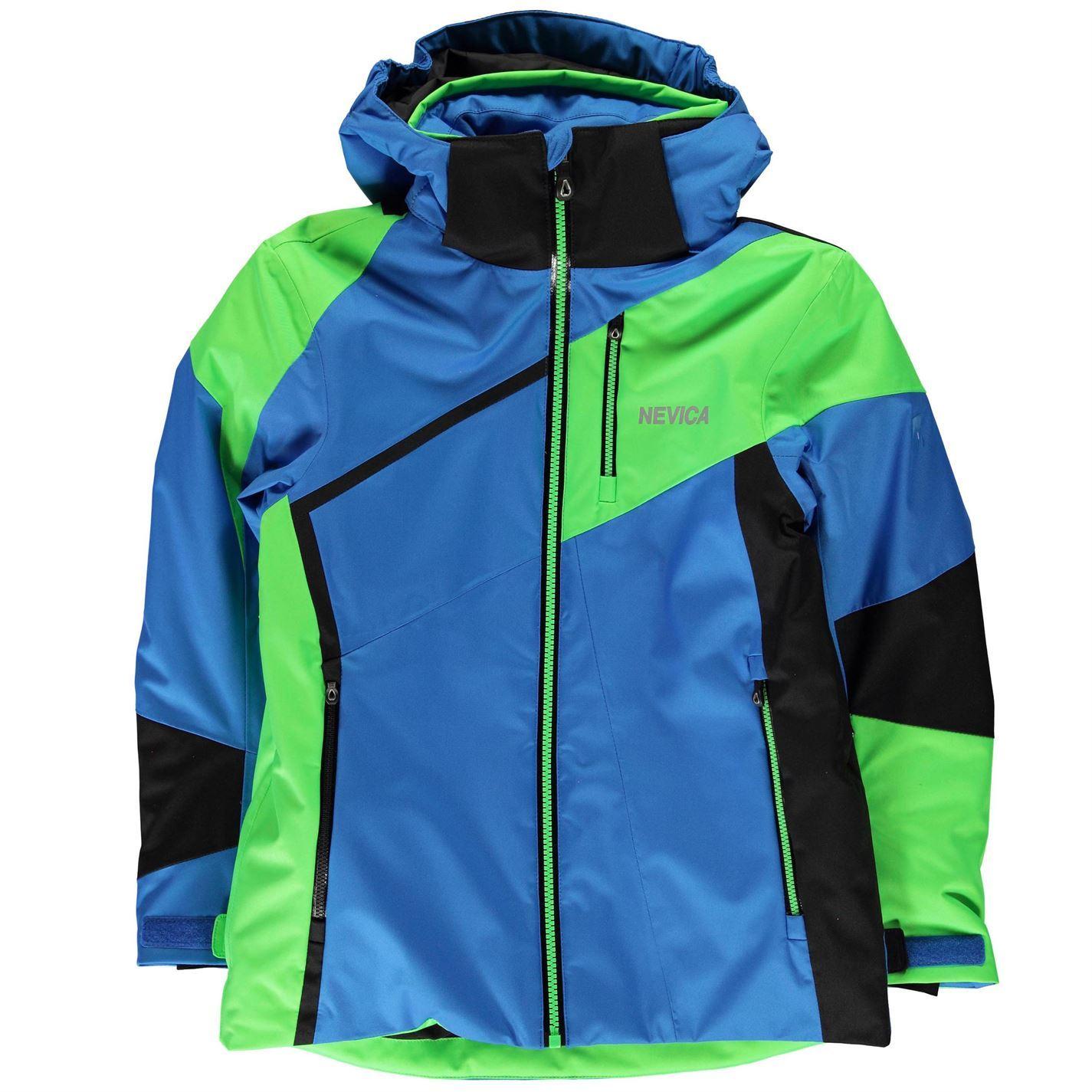Nevica Vail Ski Jacket Junior Boys Snow Coat Skiing Outerwear  b1cc3c1c58c