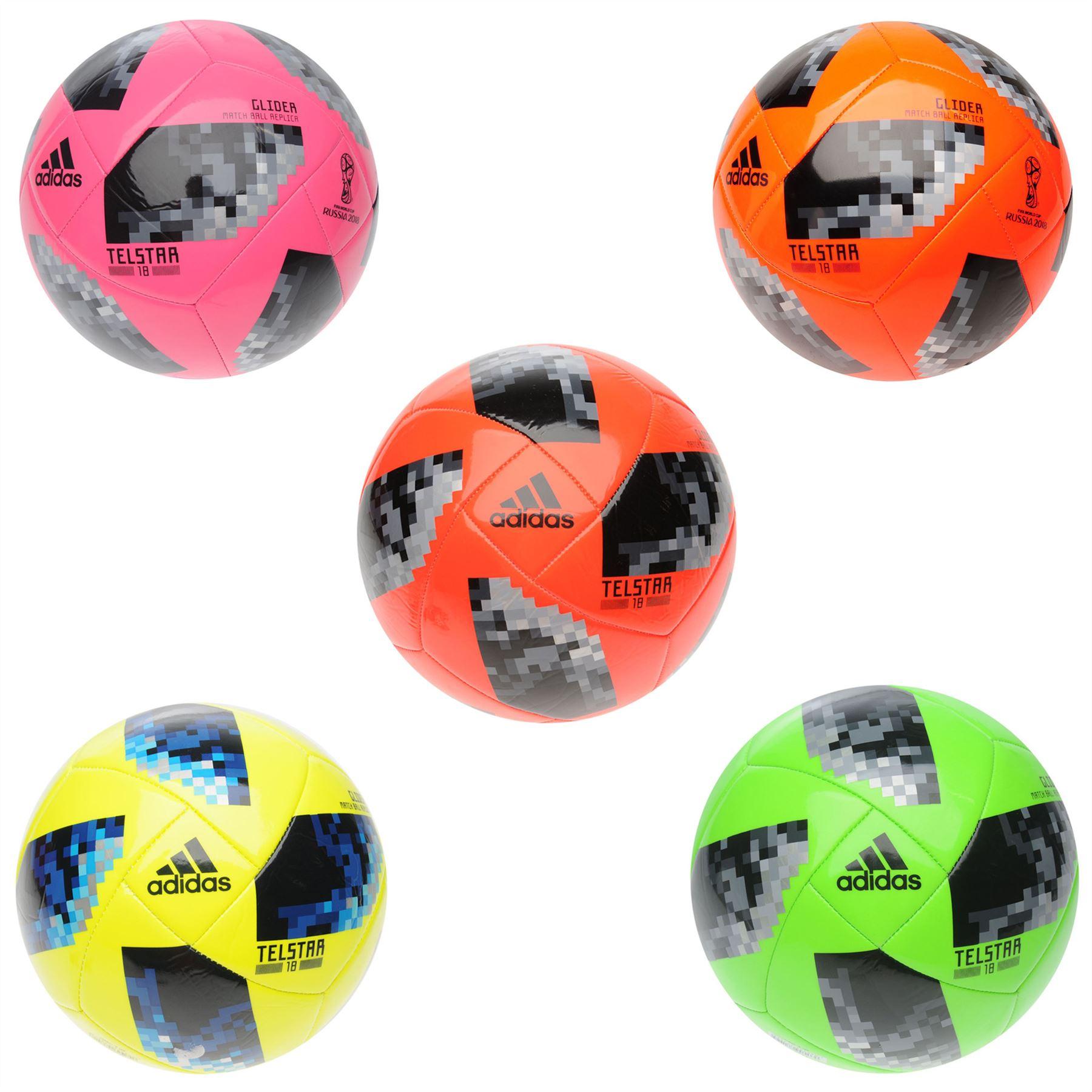 ... Adidas World Cup Rusia 2018 Telstar planeador fútbol balón de fútbol ... 39acceb53b647