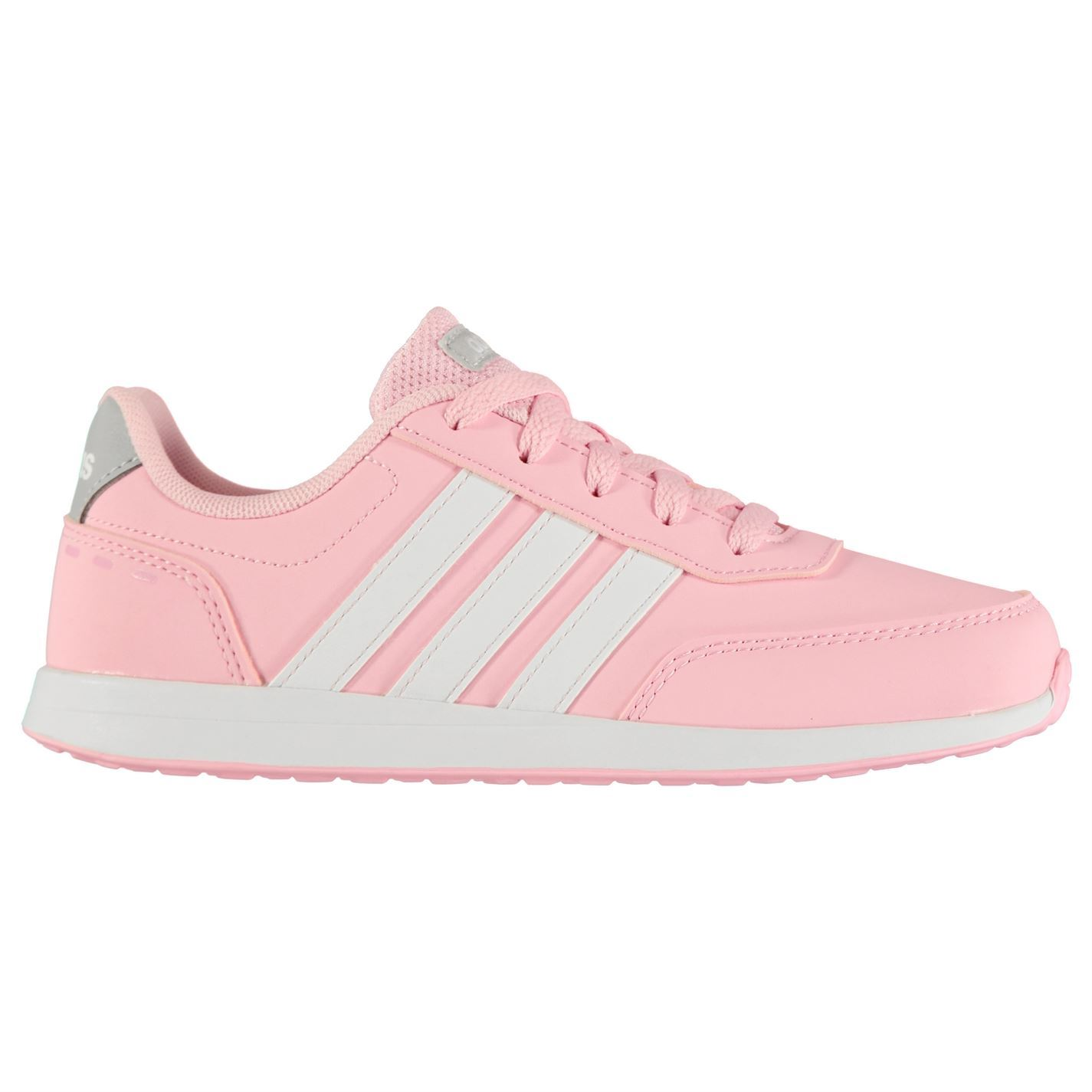 Details about adidas Switch 2 Trainers Junior Girls Shoes Footwear