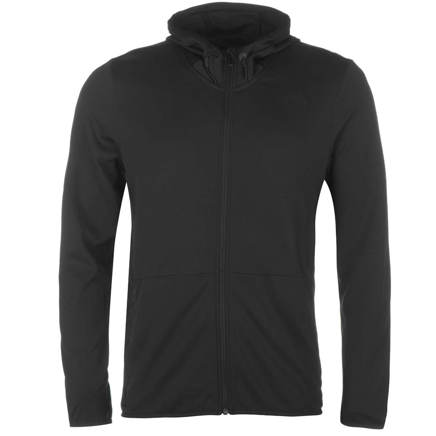 Adidas Climacool Entra Entra Entra neHommes t Full Zip Hoody Sweat à Capuche Sweat Pull Top 715412