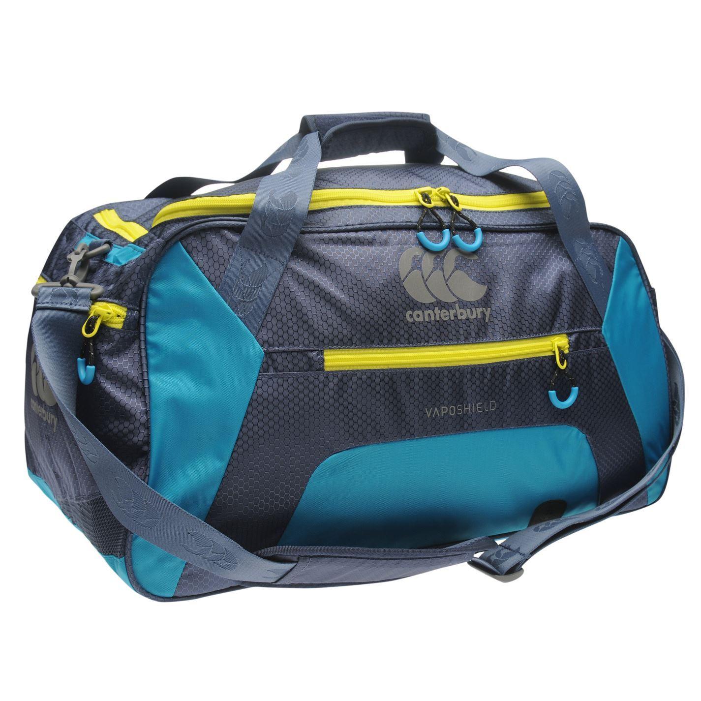 c74225bf7b ... Canterbury Medium Holdall Indigo Sports Kit Bag Gymbag Carryall ...