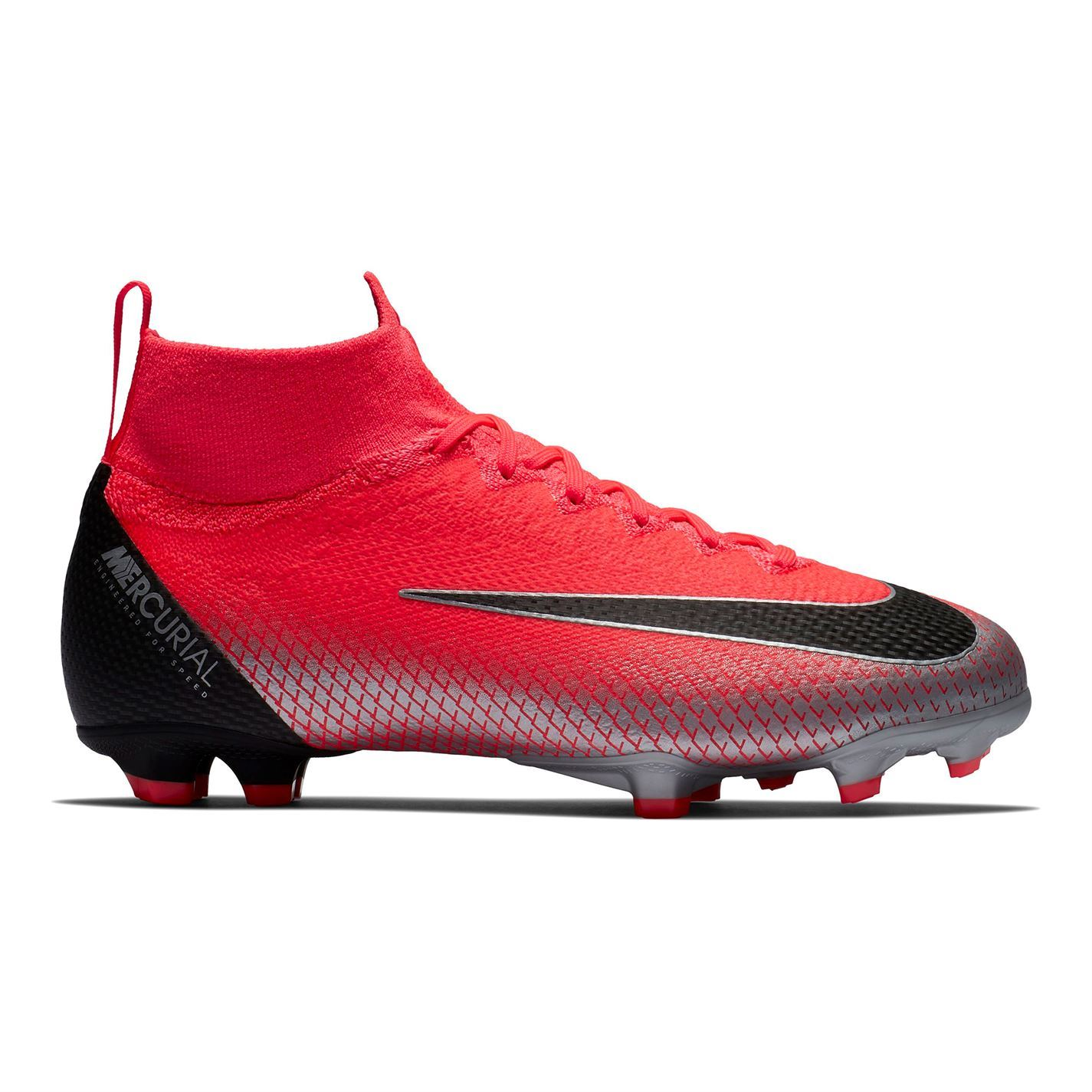 9636a60abdd Nike Mercurial Superfly Elite CR7 FG Football Boots Juniors Soccer ...